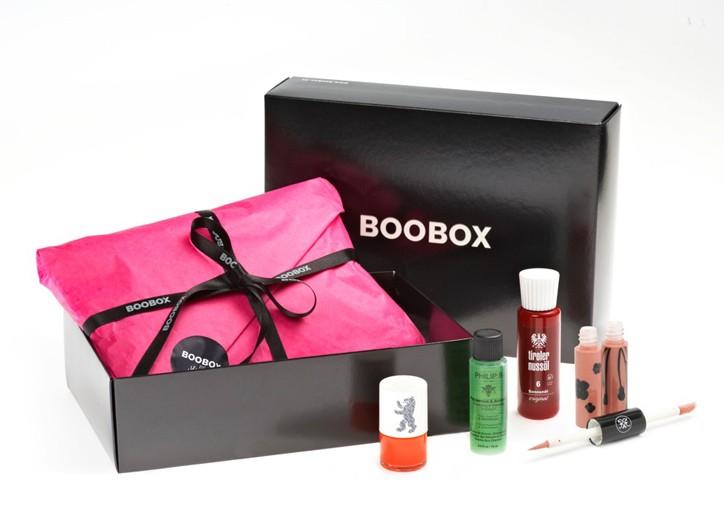 BooBox selections.