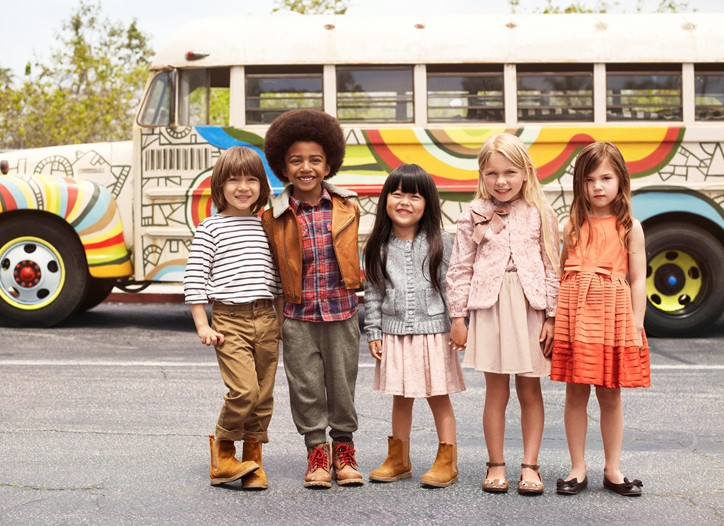 H&M All for Children collection