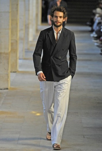 Hermès Men's RTW Spring 2012