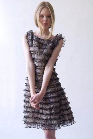 A ready-to-wear look from Christophe Josse.