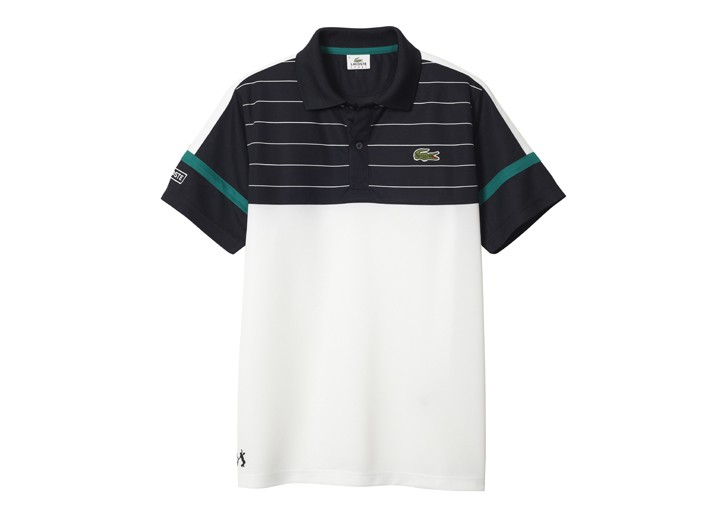 A piece from Andy Roddick's signature line with Lacoste.