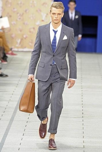 Louis Vuitton Men's RTW Spring 2012
