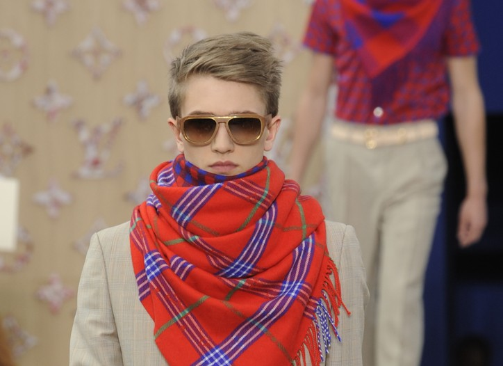 Louis Vuitton Men's RTW Spring 2012