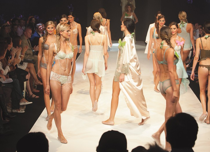 Mode City will stage several fashion shows daily.