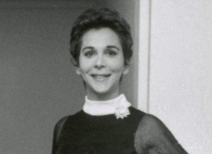 Marilyn Evins in 1968.