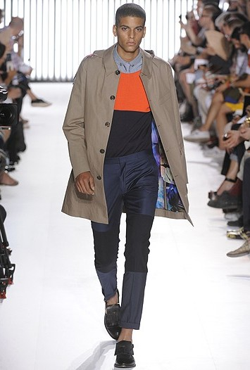 Paul Smith Men's RTW Spring 2012