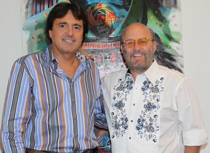 Michael Buckley and Robert Stock