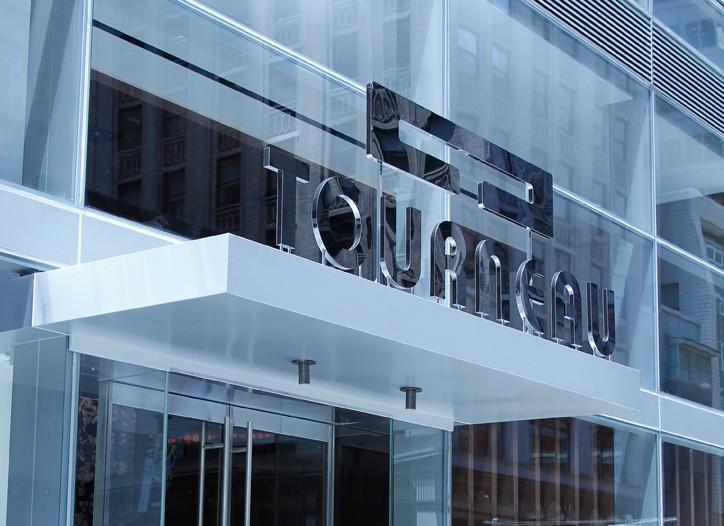 Tourneau's new retail concept store on Madison Avenue.