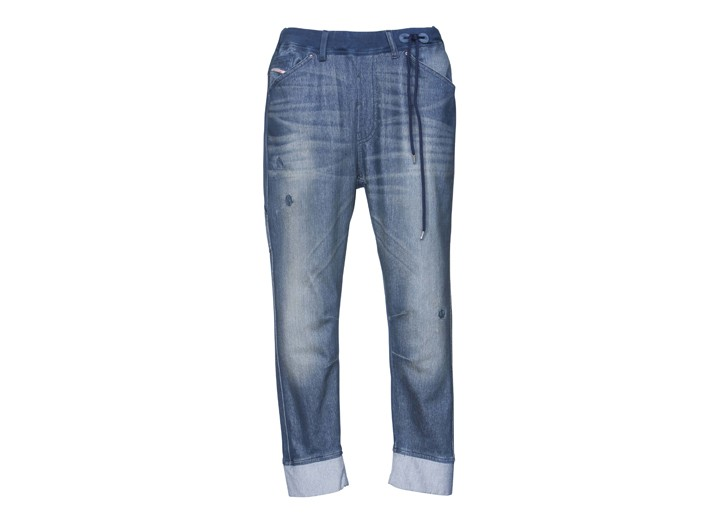 Diesel's jog jeans.
