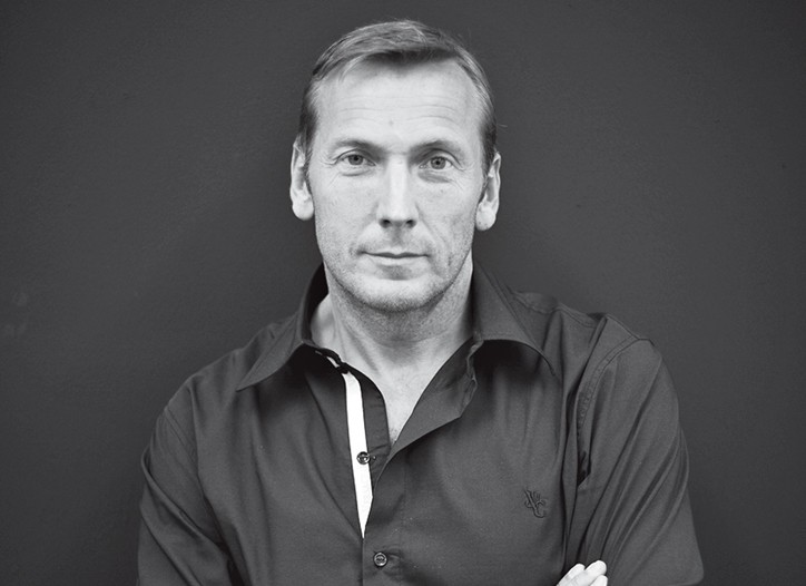 Jochen Zeitz, ceo of PPR's new sport and lifestyle division.
