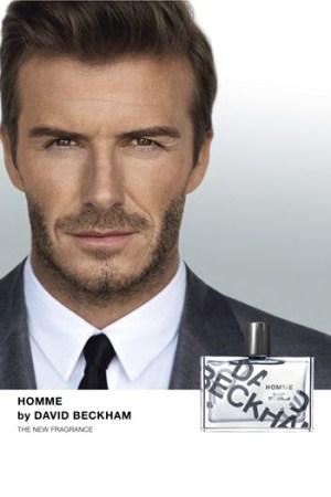 The Beckham ad.
