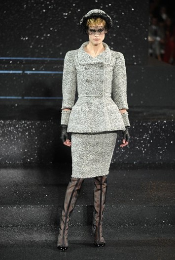 Chanel Fall Couture 2011