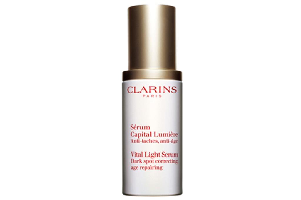 Clarins' Vital Light Serum