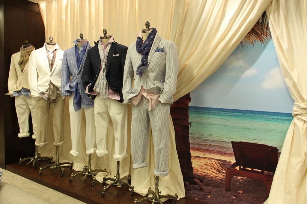 Looks from the Palm Beach collection