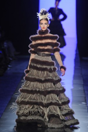 Jean Paul Gaultier Fall Couture 2011
