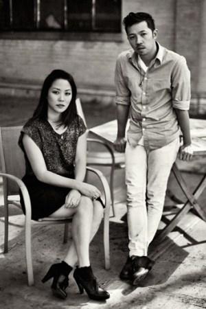 Carol Lim and Humberto Leon.