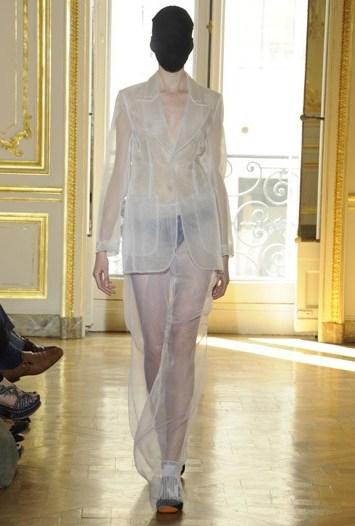 Maison Martin Margiela Fall Couture 2011