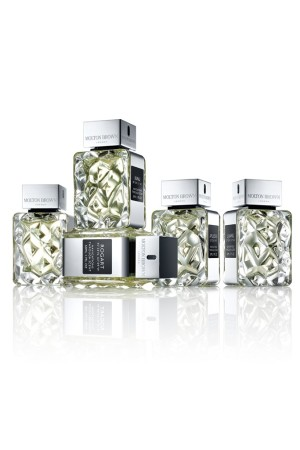 The Molton Brown fragrance collection.