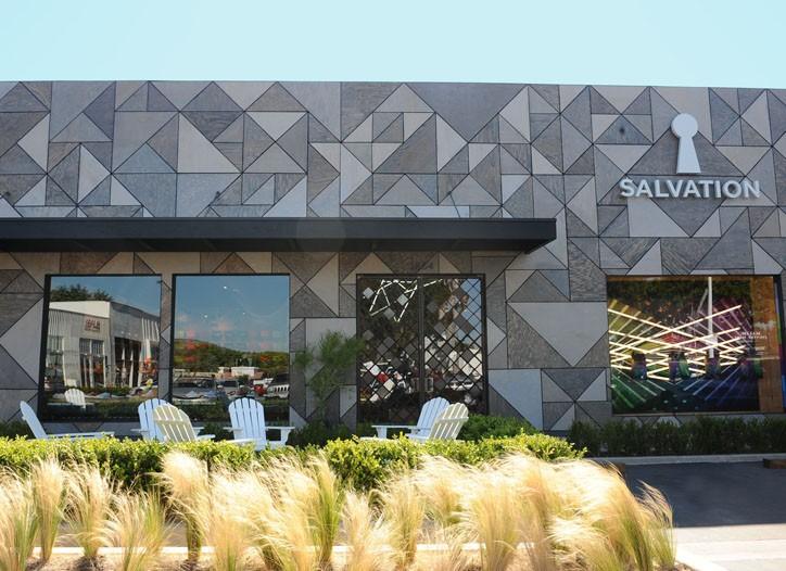 Salvation store at Malibu Village.