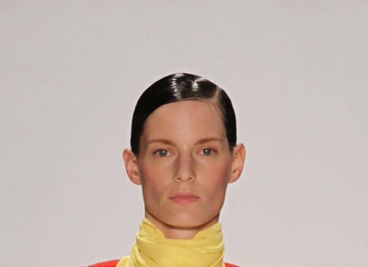 Rena Lange RTW Spring 2012
