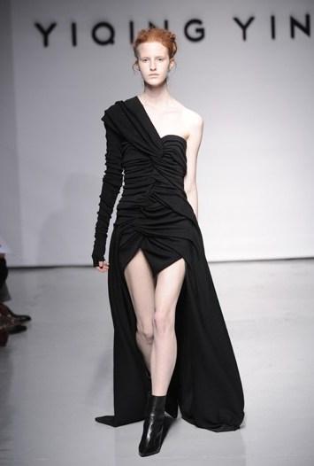 Yiqing Yin Fall Couture 2011