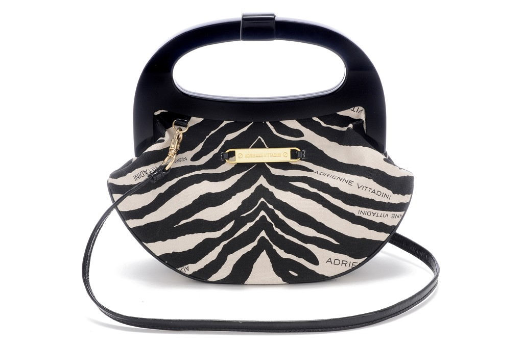 A handbag from Adrienne Vittadini's spring 2012 collection