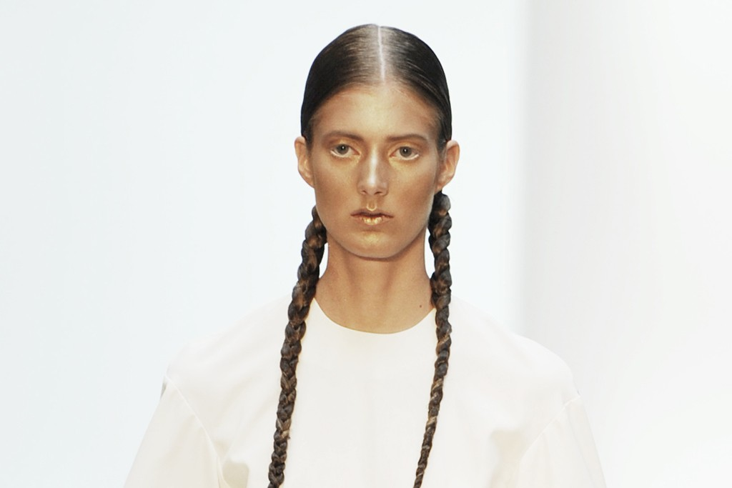 A look from Anne Sofie Madsen.
