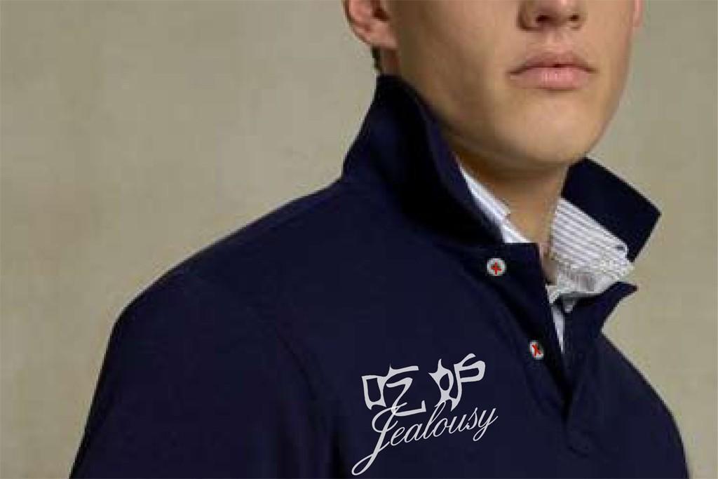 A Billy Jealousy polo shirt
