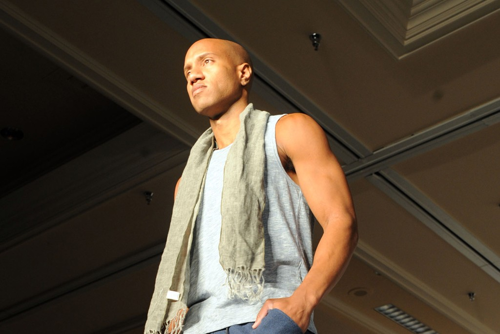 Doneger Group showcased the top trends for men for spring at the MAGIC show in Las Vegas.