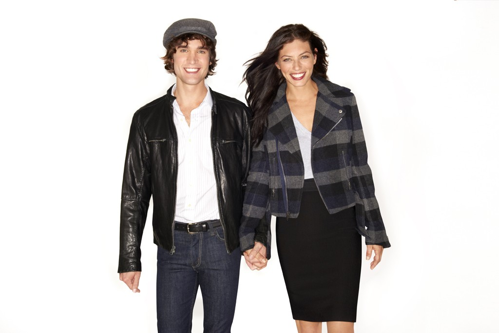 Outfits styled by eBay from Web giant's upcoming virtual outlet mall.