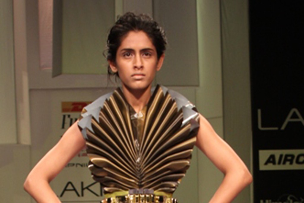 A look from Swapnil Shinde.