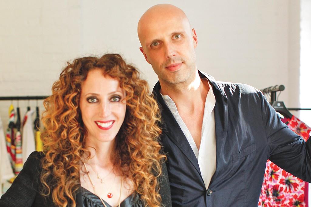 Jennifer Rade and Karsten Fielitz.