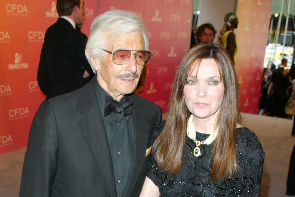 Oleg Cassini and Marianne Nestor-Cassini