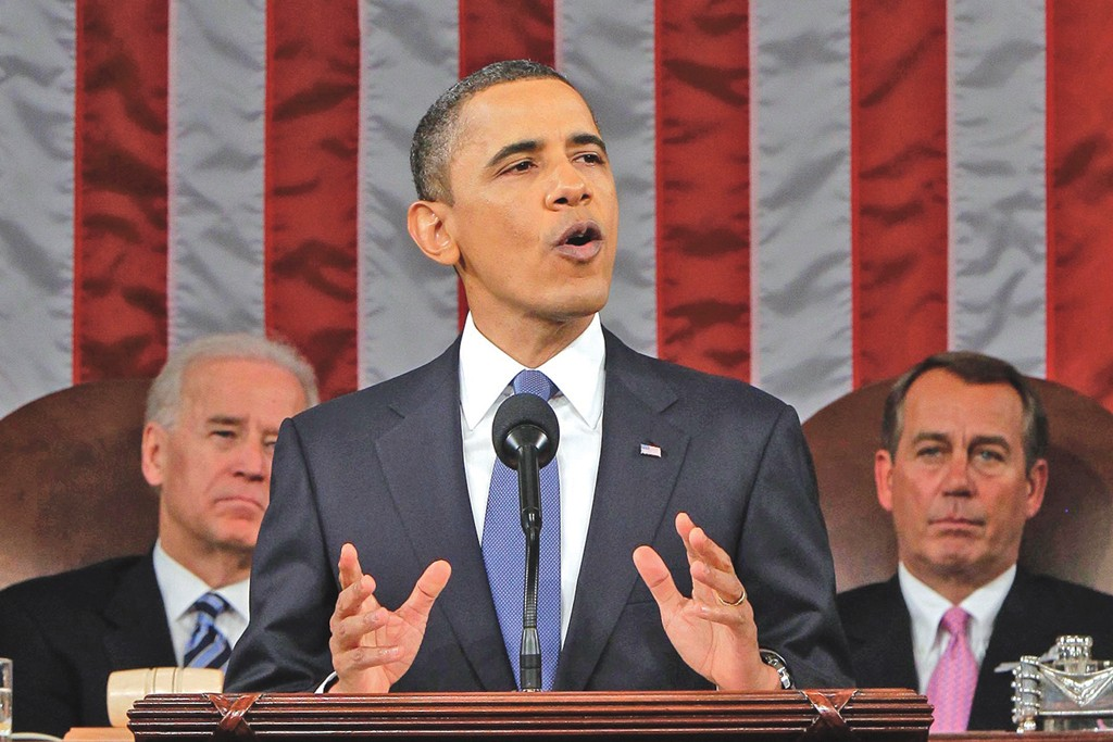President Obama promoted the National Export Initiative during his State of the Union address in January.