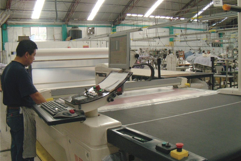 The Mexican apparel and textile manufacturing market is forecasted to grow by five percent this year.