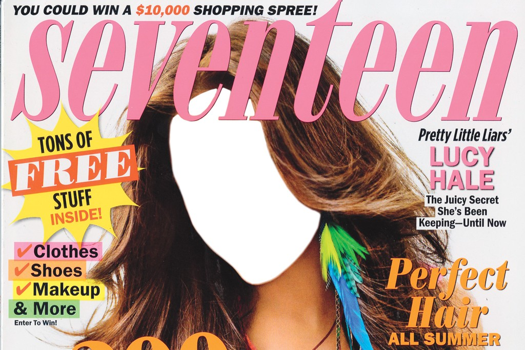 In the age of Twitter and Facebook, magazines desperately seek younger readers.