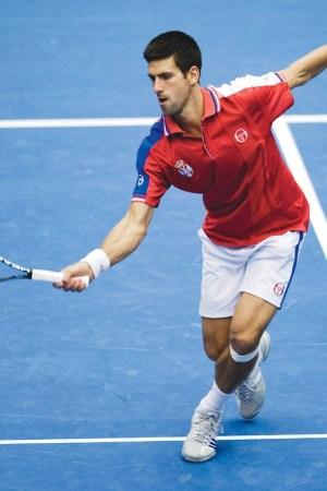 Novak Djokovic's new gluten-free diet has him shunning the carbs.