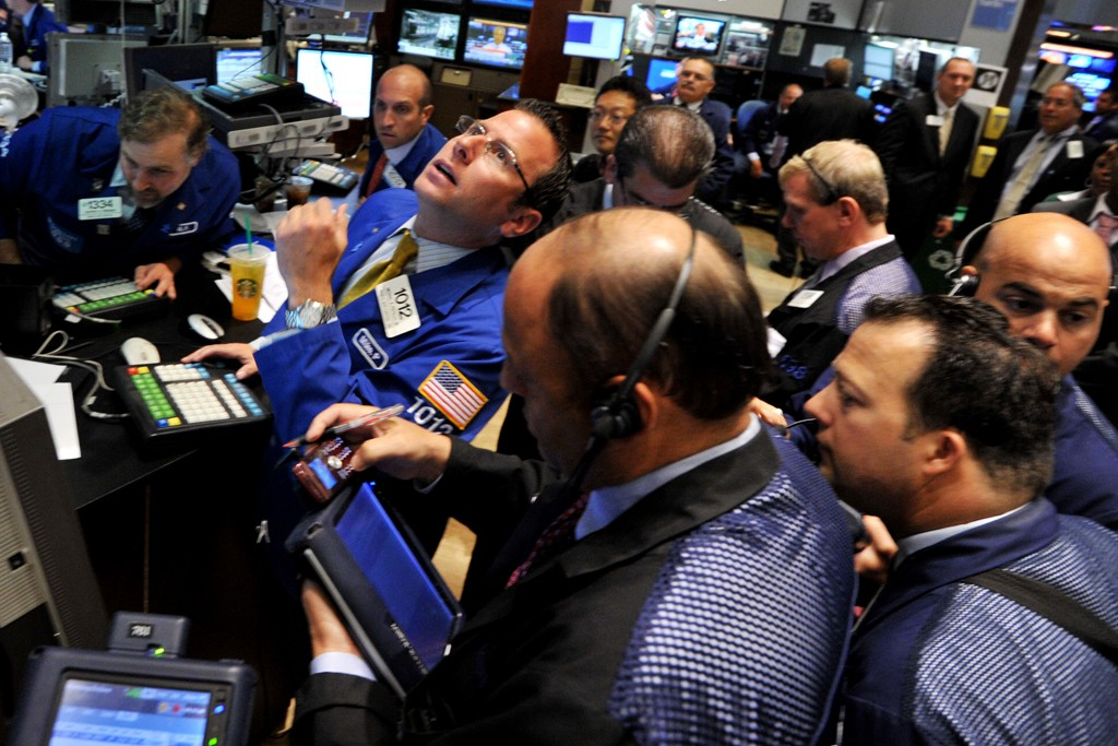 Global markets sank Monday following the U.S. downgrade from Standard & Poor's.