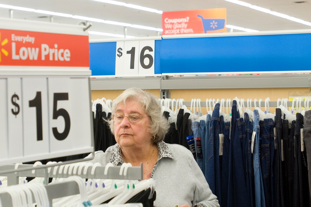 A new study finds that Wal-Mart is losing its price edge.
