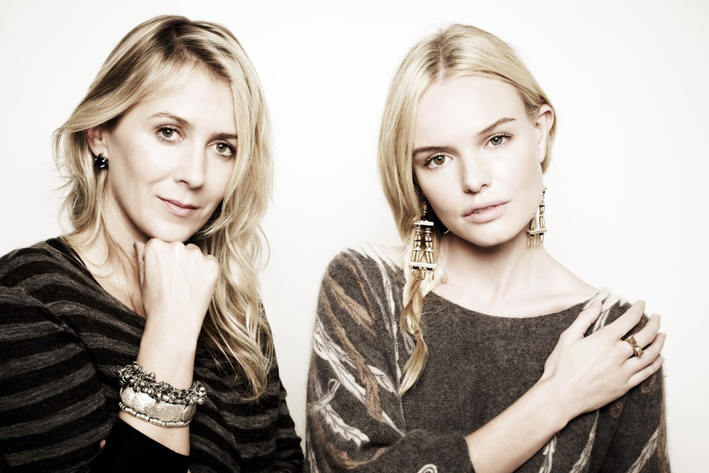 JewelMint's Cher Coulter and Kate Bosworth