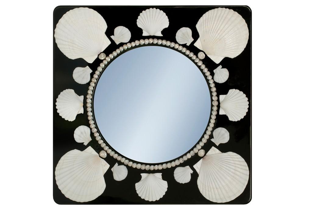 A Fornasetti mirror design