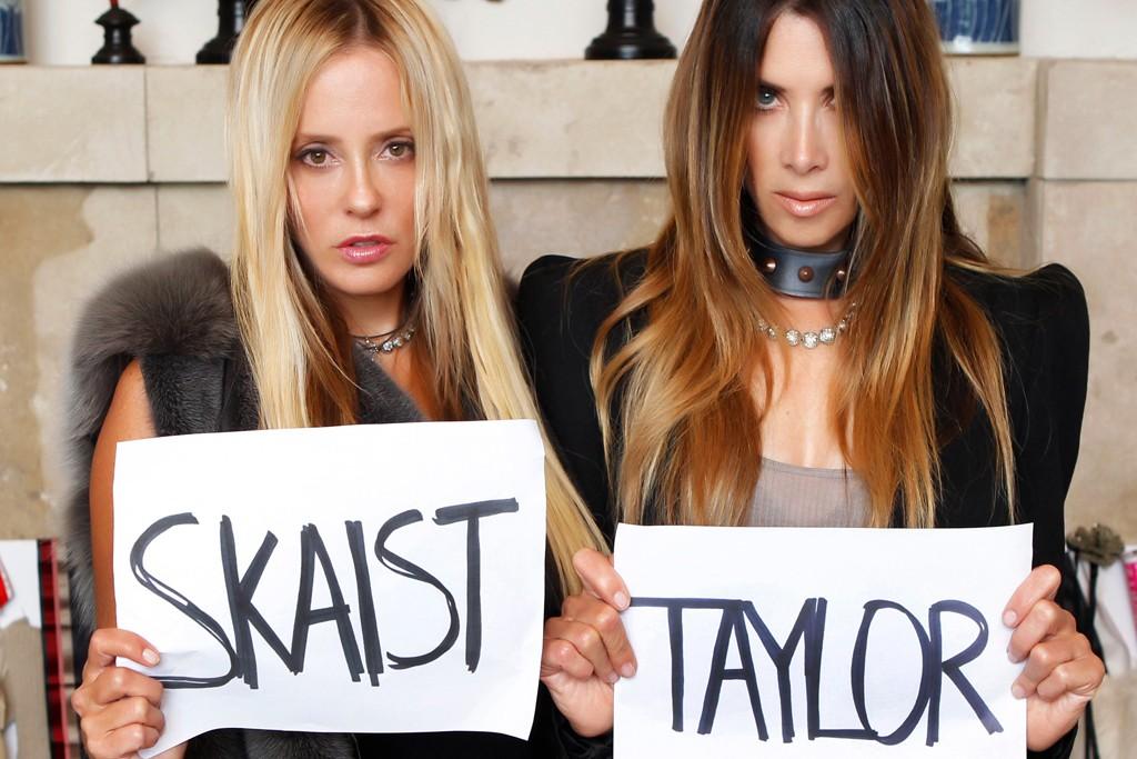 Pamela Skaist-Levy and Gela Nash-Taylor