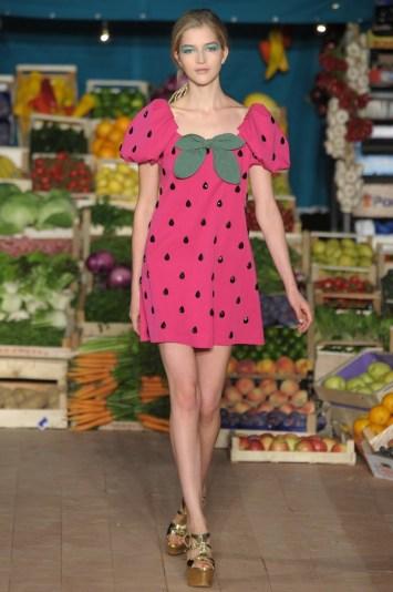 Moschino Cheap & Chic RTW Spring 2012
