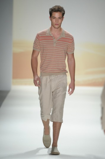 Perry Ellis Men's RTW Spring 2012