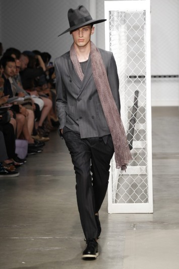 Robert Geller Men's RTW Spring 2012