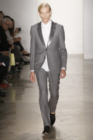 Simon Spurr Men's RTW Spring 2012