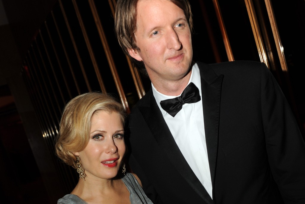Tara Subkoff and Tom Hooper