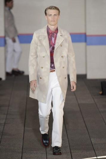 Tommy Hilfiger Men's RTW Spring 2012