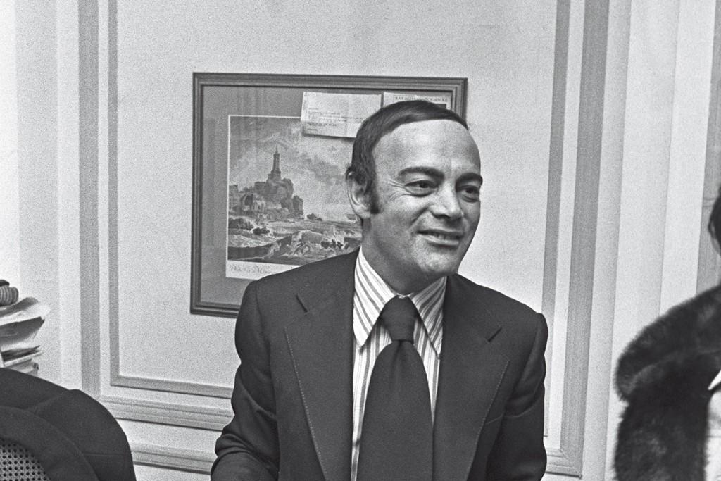 Ray Aghayan, circa 1972.