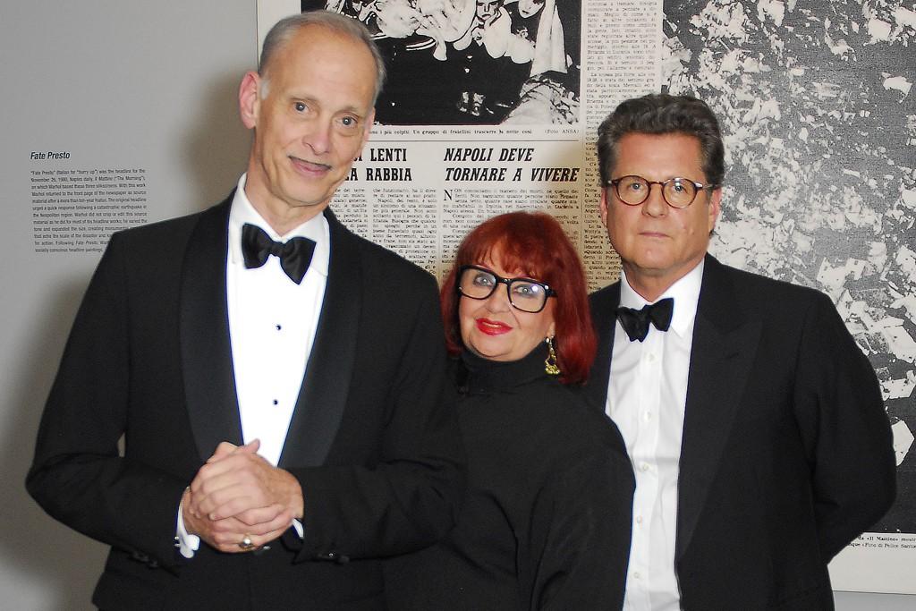 John Waters, Pat Moran and Vincent Fremont